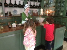 Visiting the apothecary