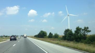 Indiana turbines