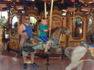 The Carousel at Navy Pier