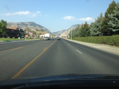 Cody, Wyoming - almost there!