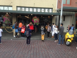 The original Starbucks