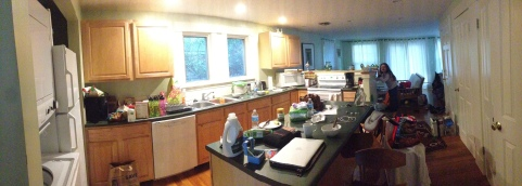 Our home for the week in Seattle