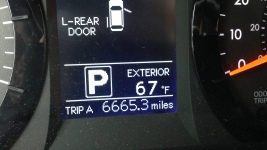 Our final trip count